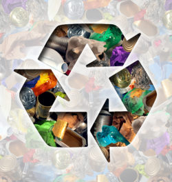Bild: Kunststoff-Recycling; Copyright: PantherMedia/lightsource